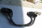 Phụ tùng isuzu - Khung bảo vệ tắc te dầu gầm xe isuzu