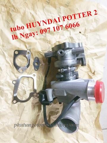 TUBO HUYNDAI POTTER 2